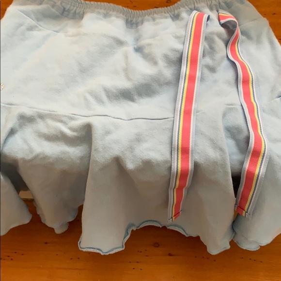 XOXO Dresses & Skirts - Baby blue skort